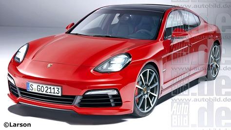 Porsche Pajun (J 1)
