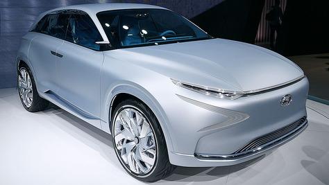 Zukünftige Hyundai