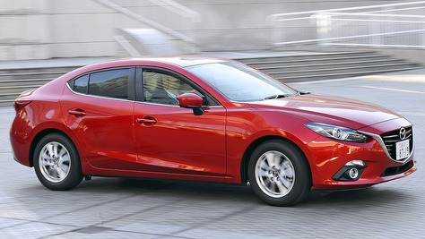 Mazda BM
