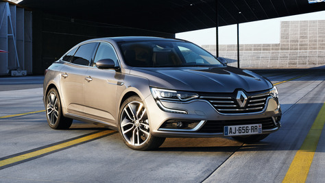 Renault Talisman © Toni Bader