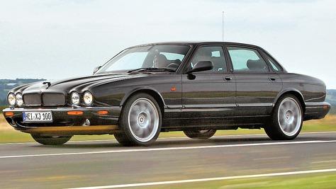 Jaguar X308