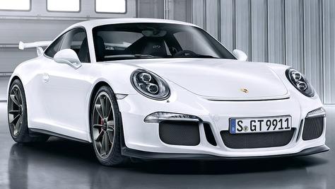 Neue Audi A6 2018 >> Porsche 911 GT3 991 - autobild.de