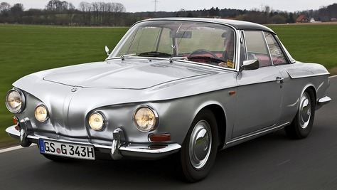 VW Karmann-Ghia Typ 34