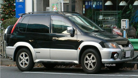 Mitsubishi Gen. 2
