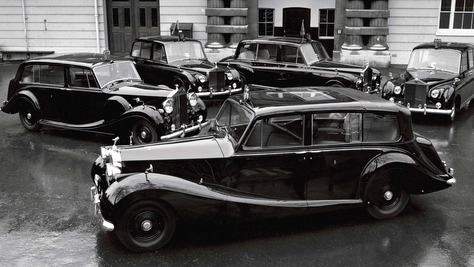 Rolls-Royce IV