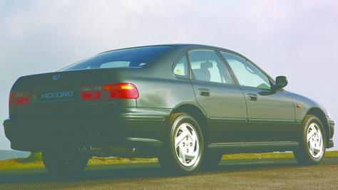 Honda V
