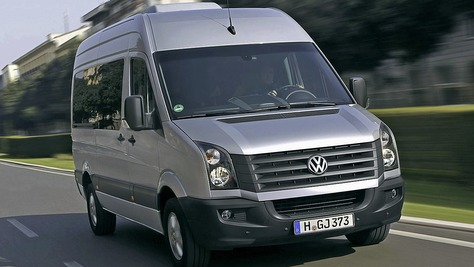 vw crafter. Black Bedroom Furniture Sets. Home Design Ideas