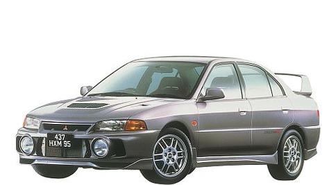 Mitsubishi IV