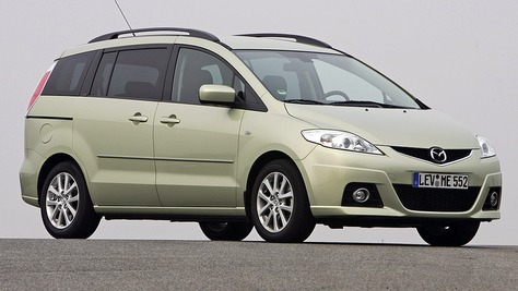 Mazda CR