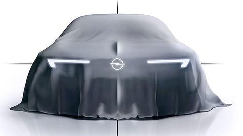 Zukünftige Opel