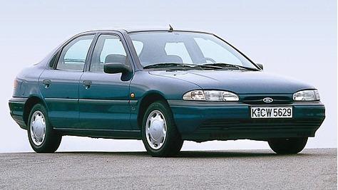 Ford I (GBP)
