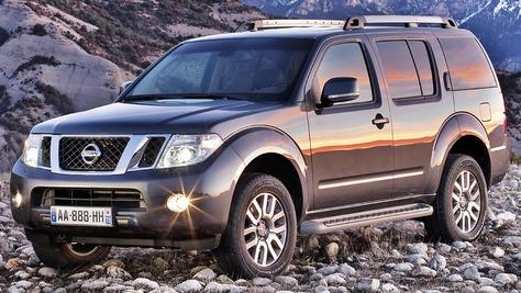 Nissan Pathfinder R51 Autobild De