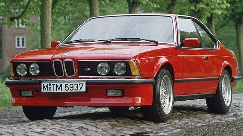BMW M E24