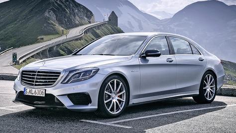 Mercedes-AMG S-Klasse