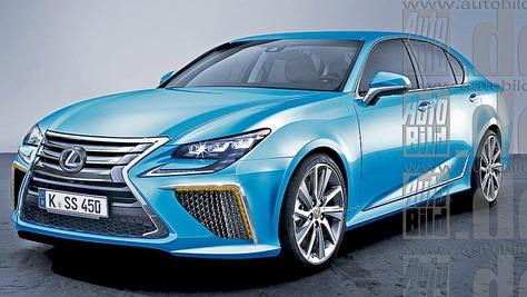 Lexus V