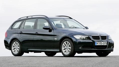 BMW 3er © BMW AG