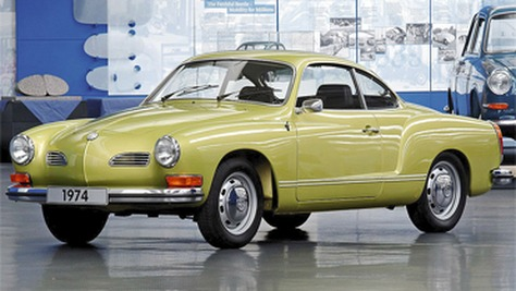 VW Karmann-Ghia Typ 14