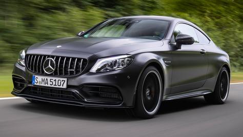 Mercedes-AMG W 205
