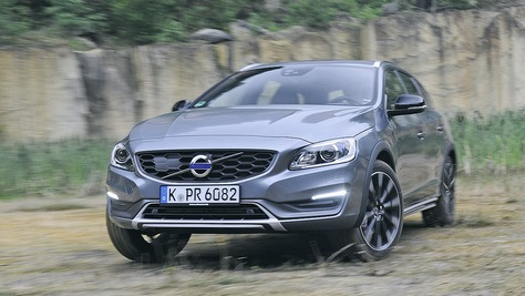 Volvo V60 Cross Country © Werk