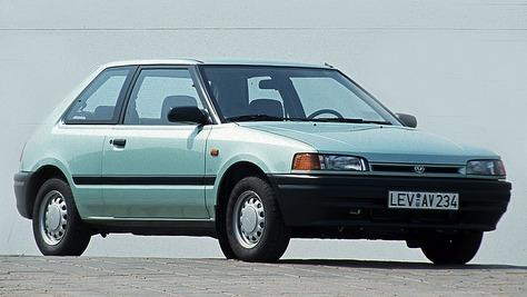 Mazda BG