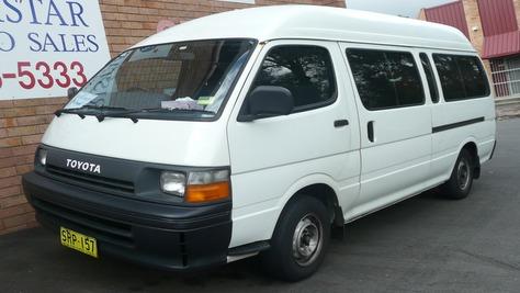 Toyota H100