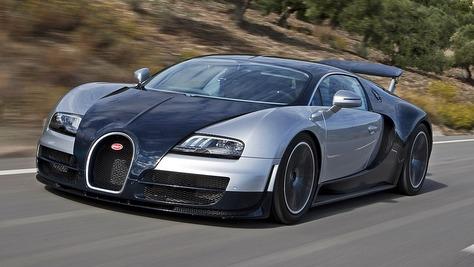 Bugatti Veyron 16 4 Super Sport Autobild De