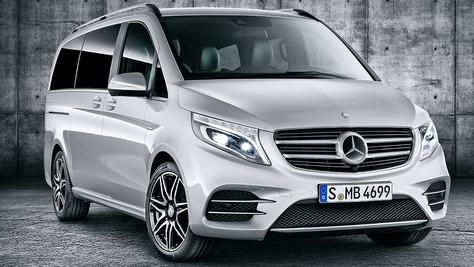Mercedes Van Worker
