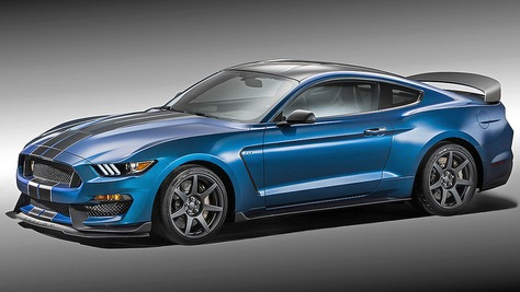Ford Shelby GT350 R Mustang