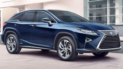Lexus IV