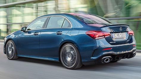 Mercedes-AMG A-Klasse