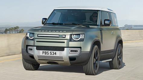 Land Rover VI