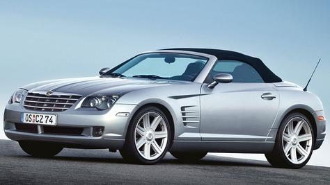 Chrysler Crossfire Autobild De