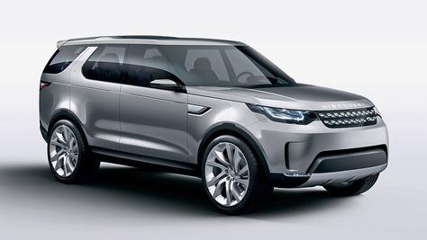 Land Rover Studien