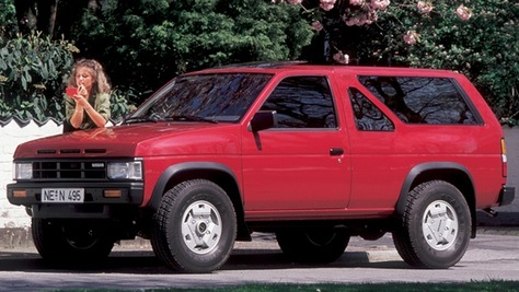 Nissan WD21