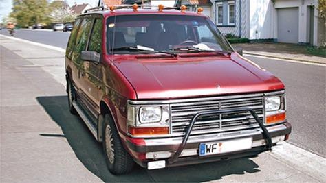 Chrysler AS