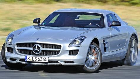 Mercedes-AMG C 197 / R 197