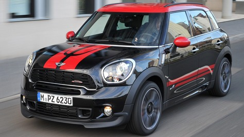 Mini Mini Countryman John Cooper Works