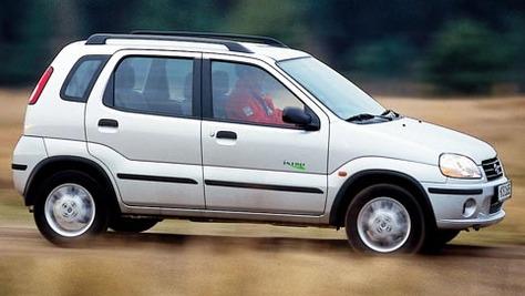 Suzuki I (MHY)