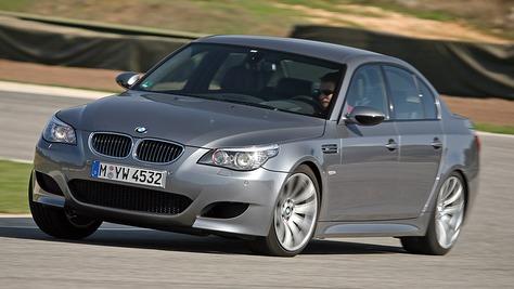 BMW M E60