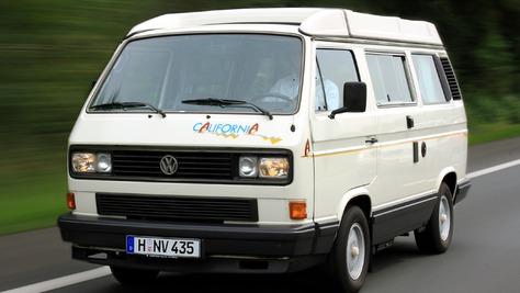 Vw Bus 2015 >> VW Bus T3 - autobild.de