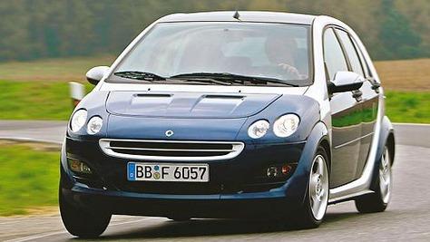Smart W454
