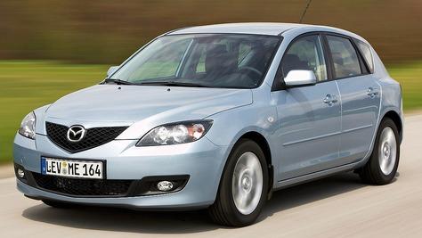 Mazda BK