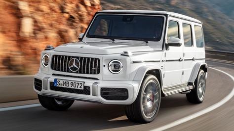 Mercedes-AMG II