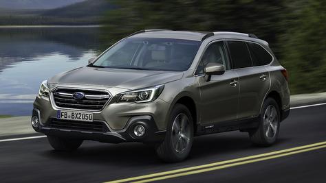 Subaru V