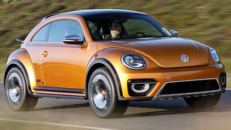 VW Beetle Dune