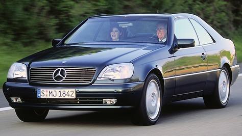 Mercedes-Benz C 140