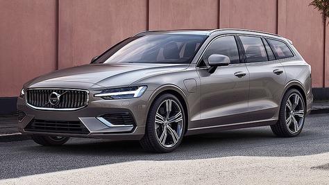 Volvo V60 Autobild De