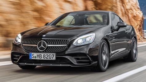 Mercedes-AMG R 172