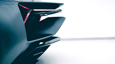 Lamborghini Studien