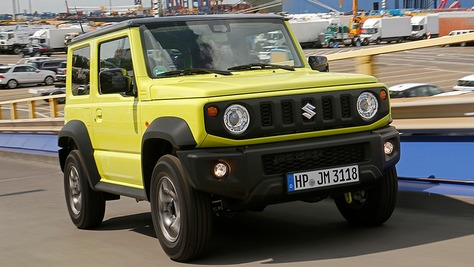 suzuki jimny ii. Black Bedroom Furniture Sets. Home Design Ideas